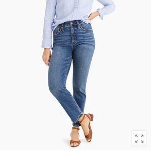 J. CREW Vintage Straight Jeans - 31